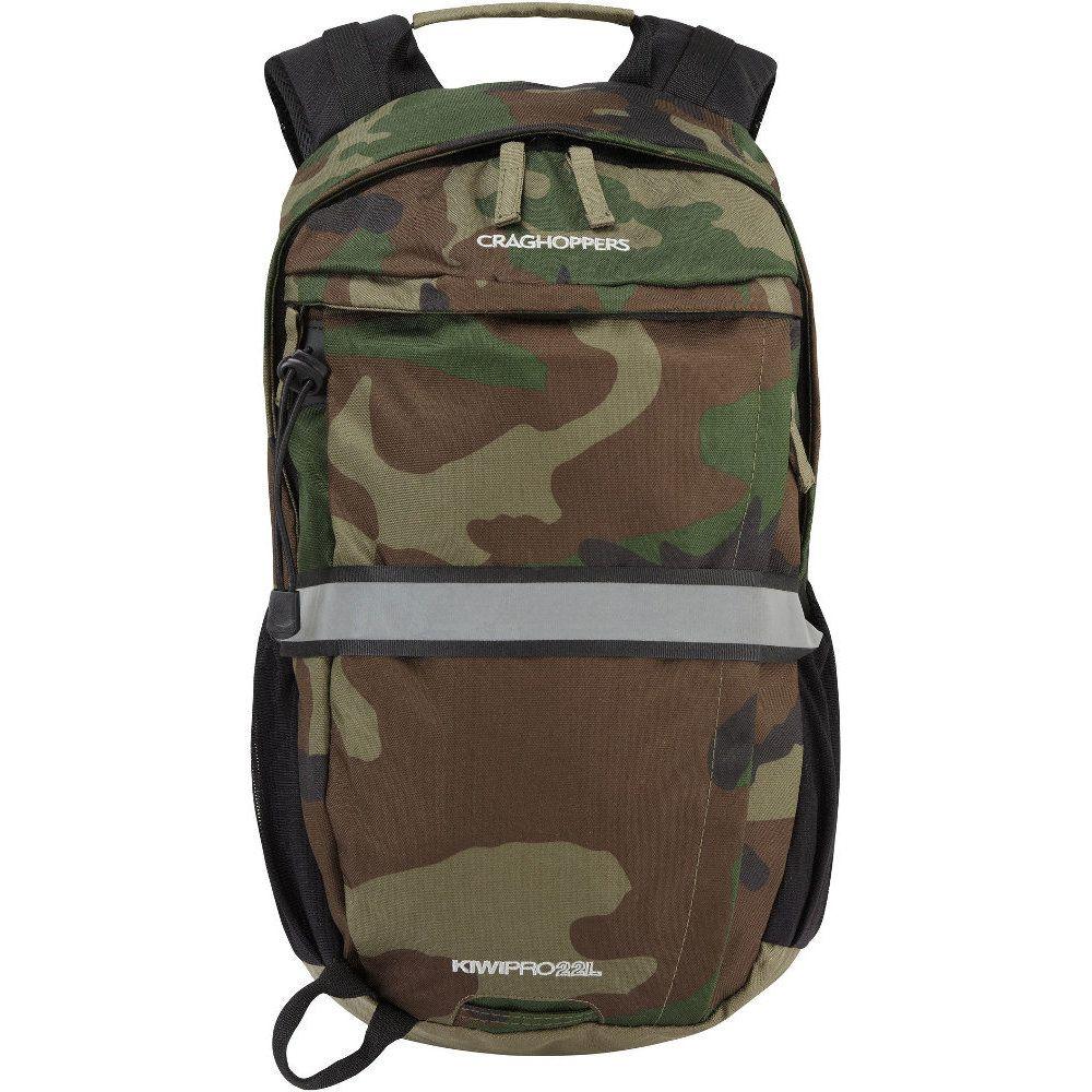 Craghoppers Mens & Womens/Ladies 22 Litre KiwiPro Daypack Bag