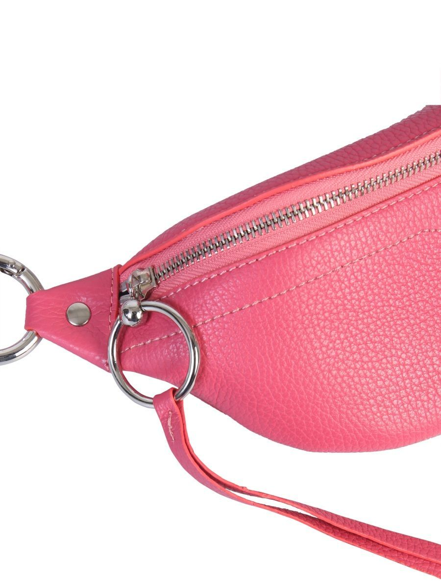 REBECCA MINKOFF WOMEN'S PF19SPD039024 PINK LEATHER BELT BAG