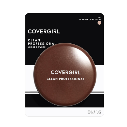 Covergirl Clean Professional Loose Powder 20g - 110 Translucent Light