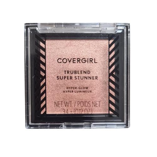 Covergirl Trublend Super Stunner Hyper-Glow Highlighter 3.4g - Rose Quartz