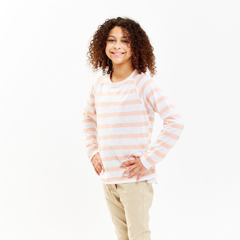 Craghoppers Girls Nosi Life Paola Light Walking T Shirt