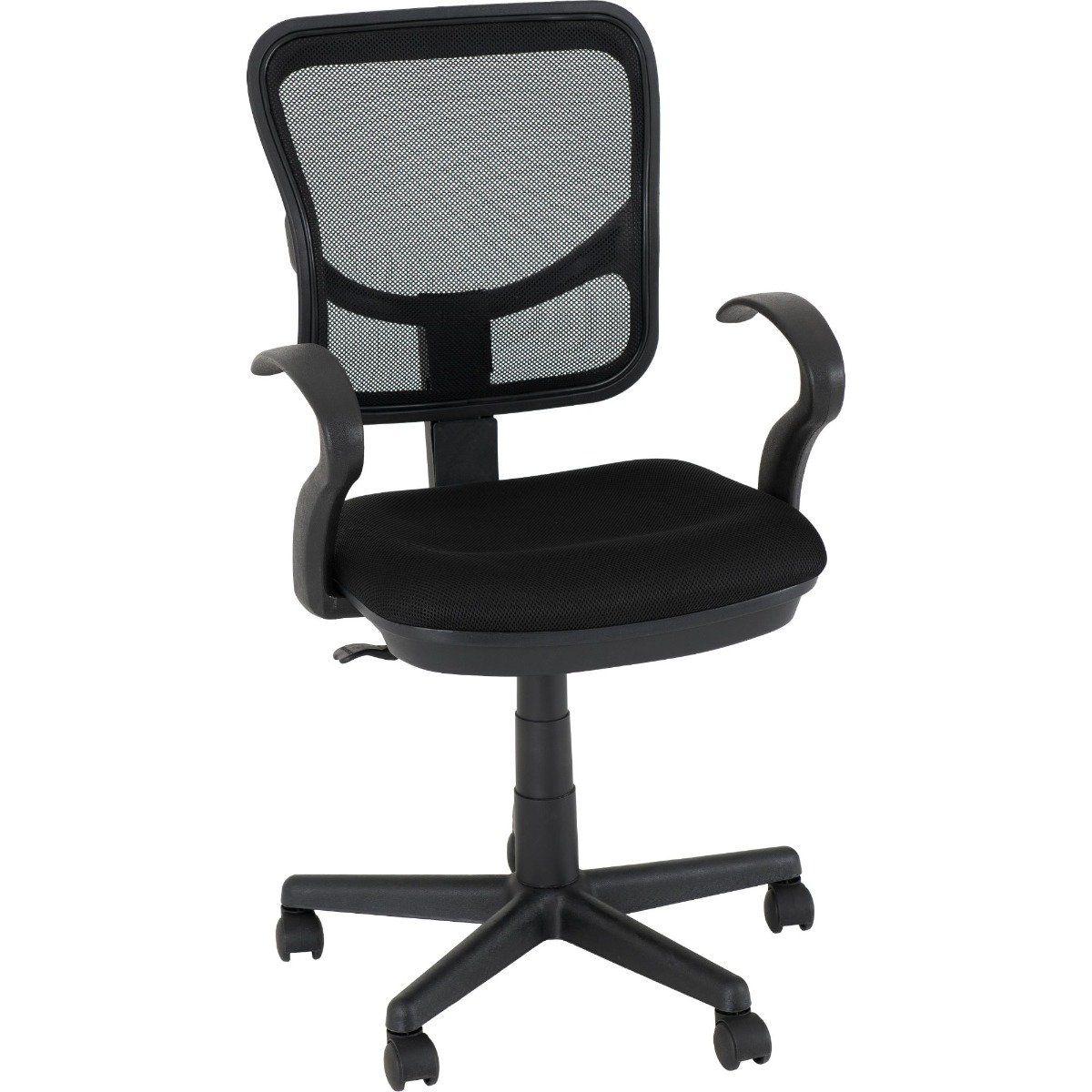 Clifton Black Computer Chair