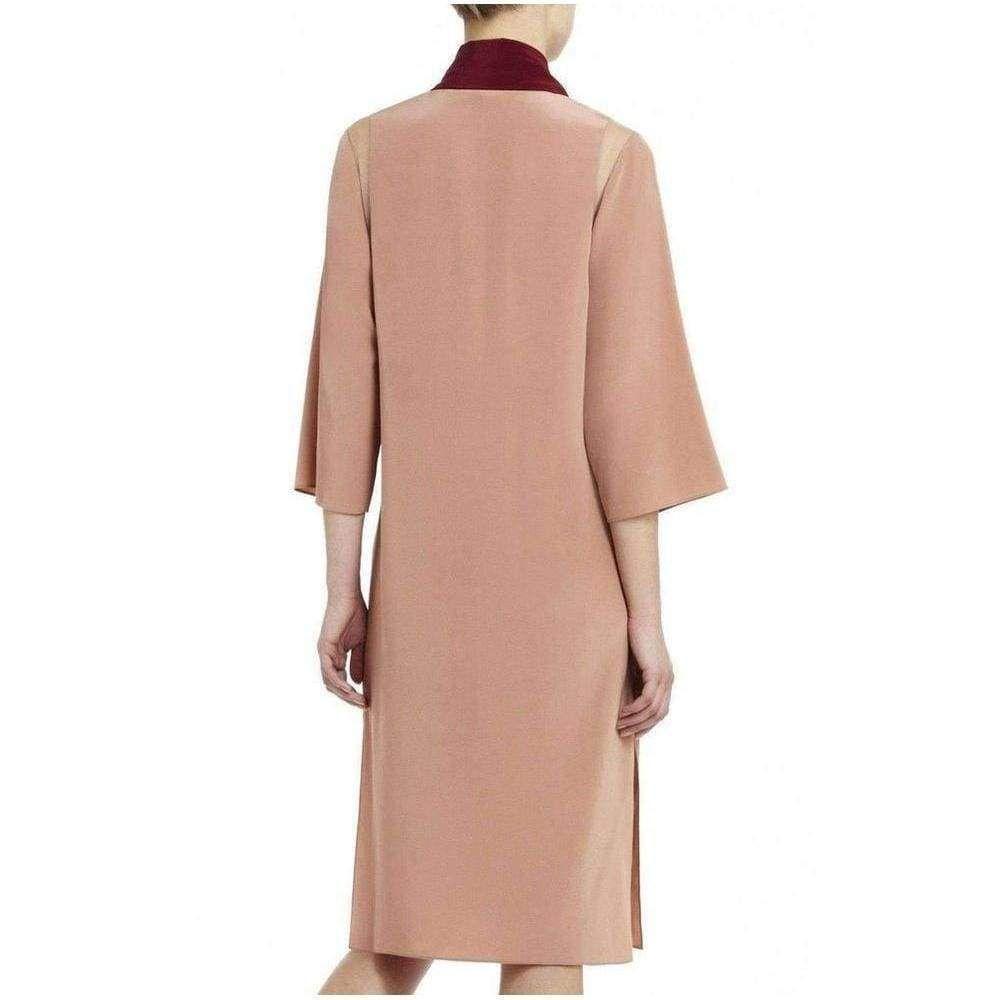 BCBGMAXAZRIA Runway Maude Silk Dress