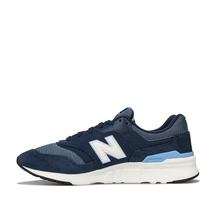 Men's New Balance 997H Running Trainers in Navy