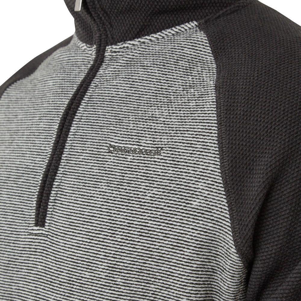 Craghoppers Mens Leto Half Zip Insulated Fleece Jacket