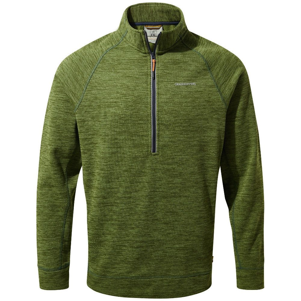 Craghoppers Mens Stromer Insulated Half Zip Fleece Jacket