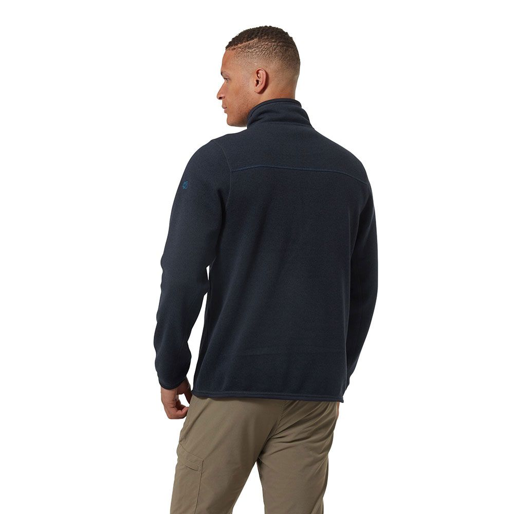 Craghoppers Mens Bronto Half Zip Fleece Jacket