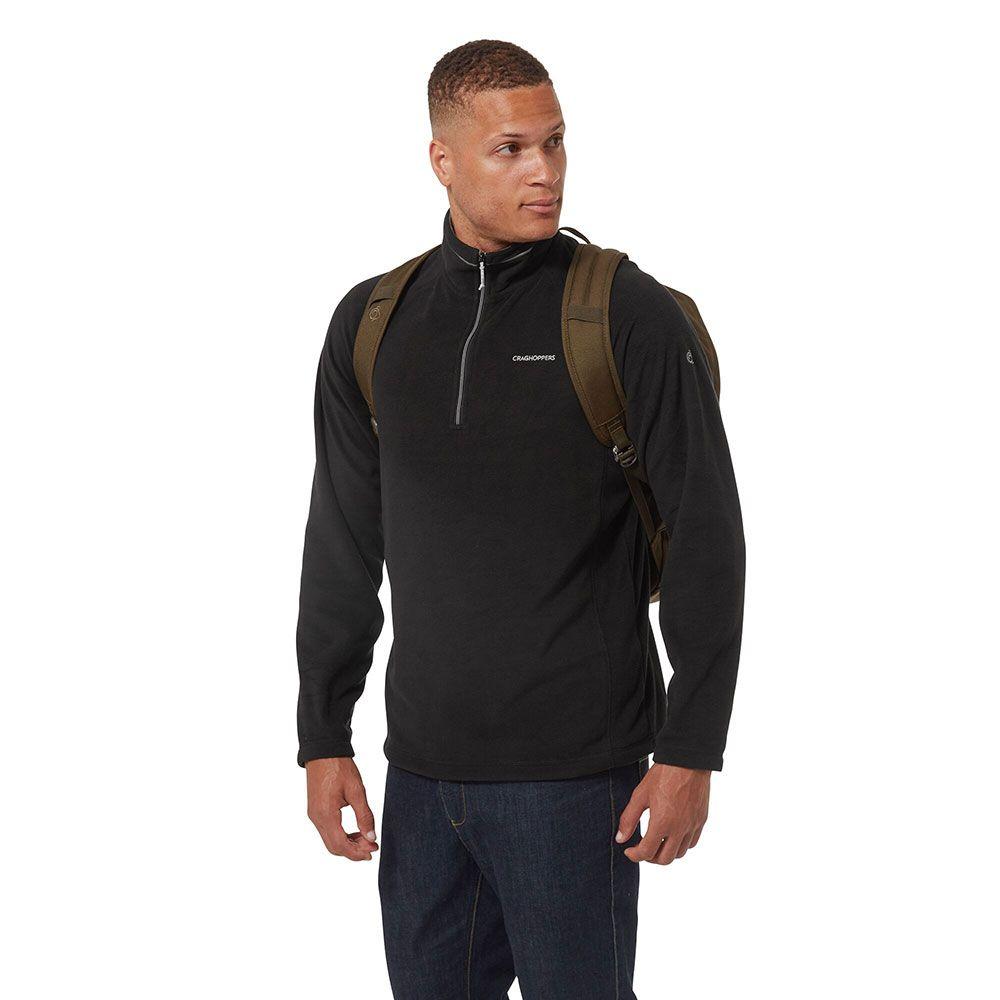 Craghoppers Mens Corey Half Zip Mico Fleece Jacket