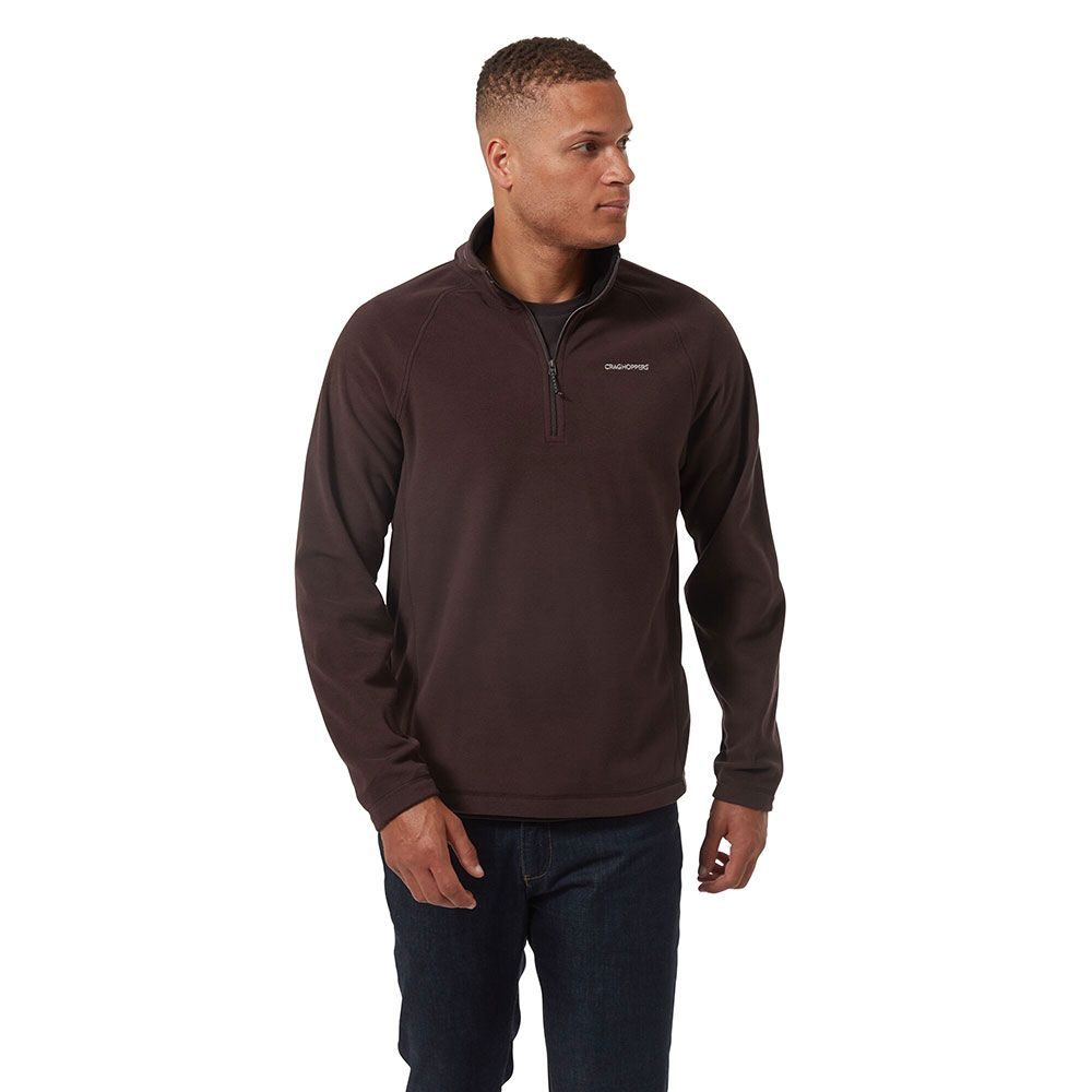 Craghoppers Mens Corey Half Zip Mico Fleece Jacket