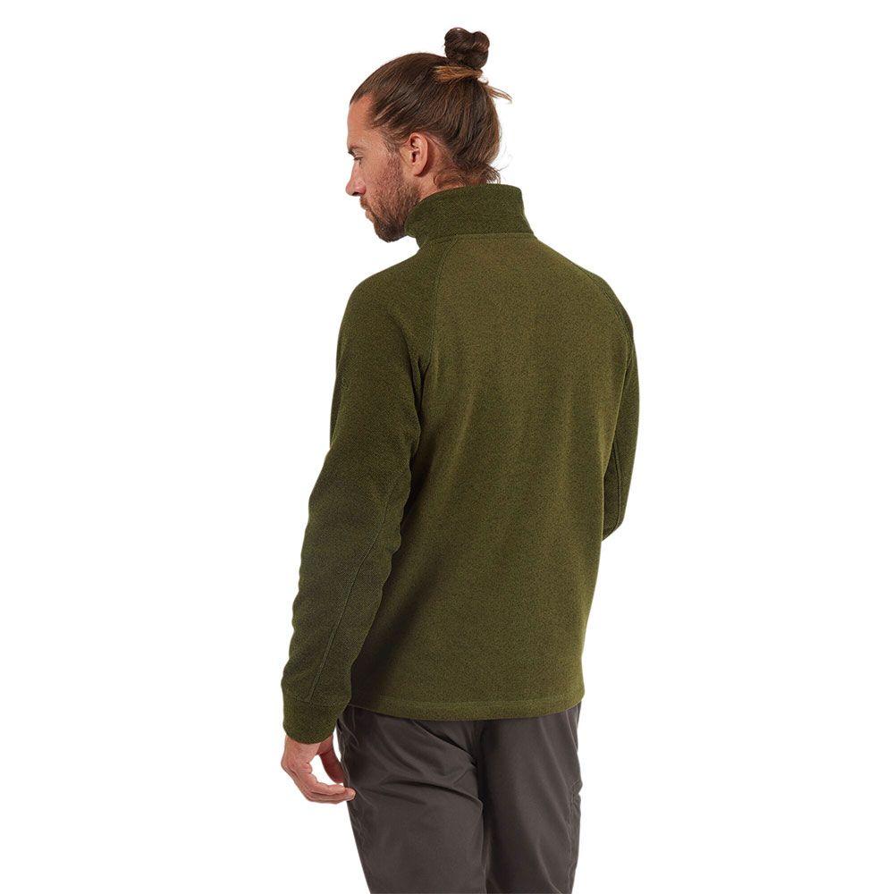Craghoppers Mens Barker Half Zip Fleece Jacket