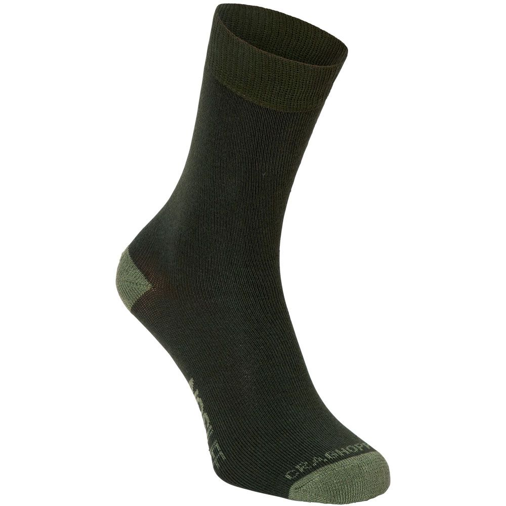 Craghoppers Mens NosiLife Travel Cushioned Insect-Repellent Socks