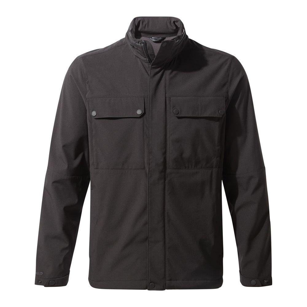 Craghoppers Mens Dunham Smart Showerproof Softshell Jacket
