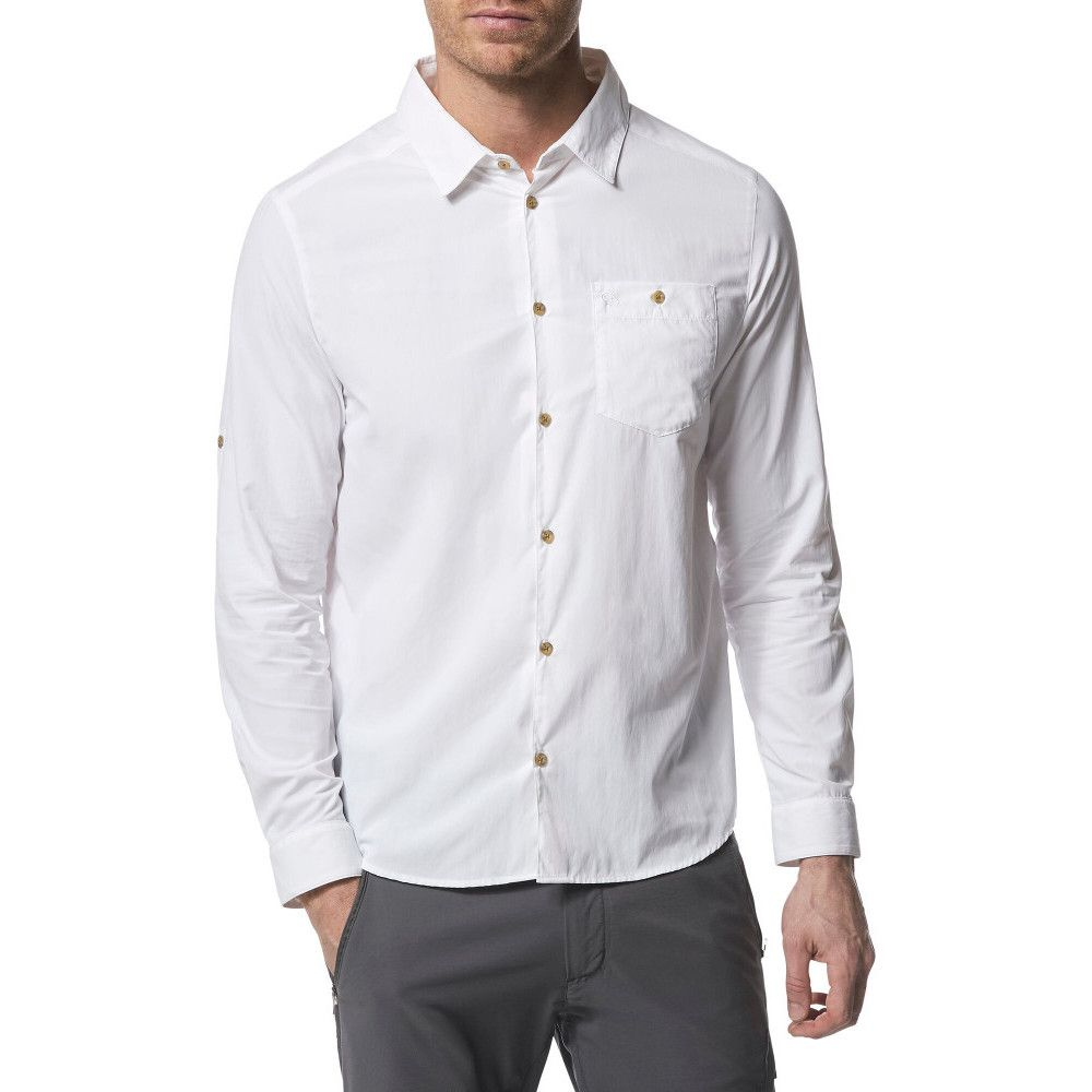 Craghoppers Mens Nosi Life Nuoro Light Long Sleeve Shirt