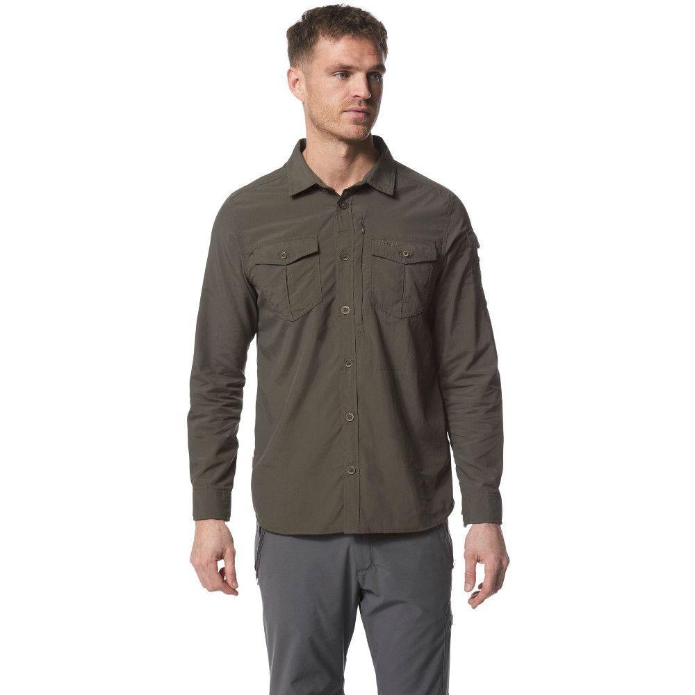 Craghoppers Mens Nosi Life Adventure Light Long Sleeve Shirt