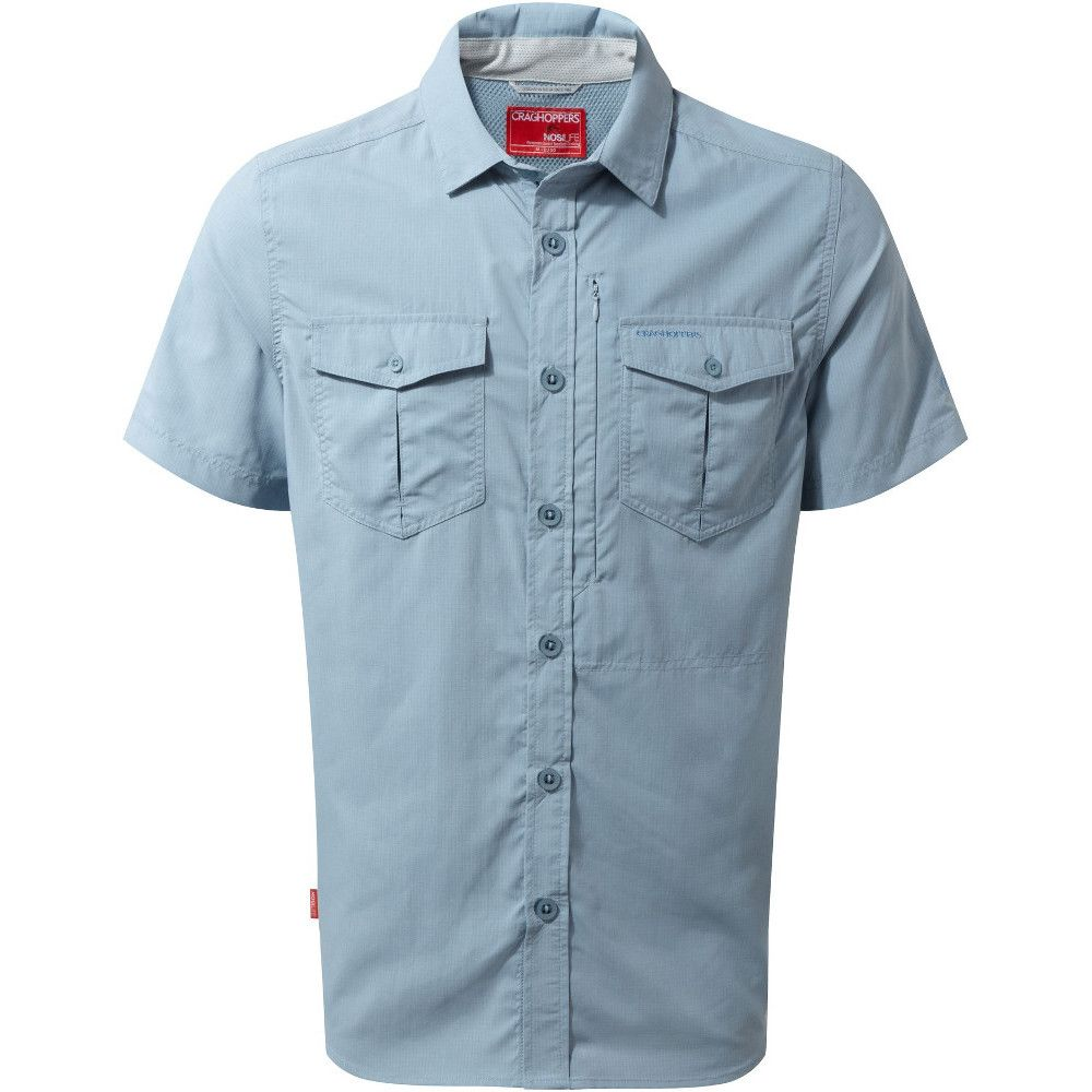 Craghoppers Mens Nosi Life Adventure Short Sleeve T Shirt