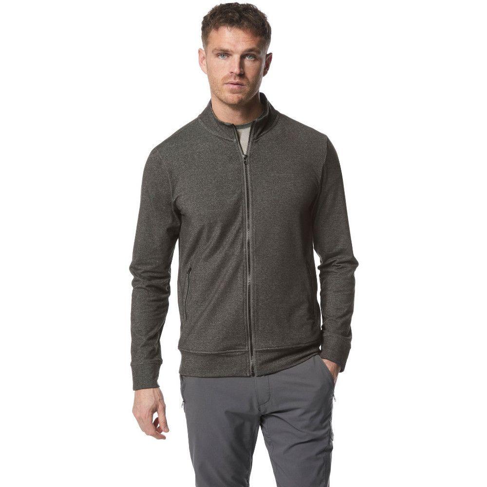 Craghoppers Mens Nosi Life Alba Full Zip Casual Sweater