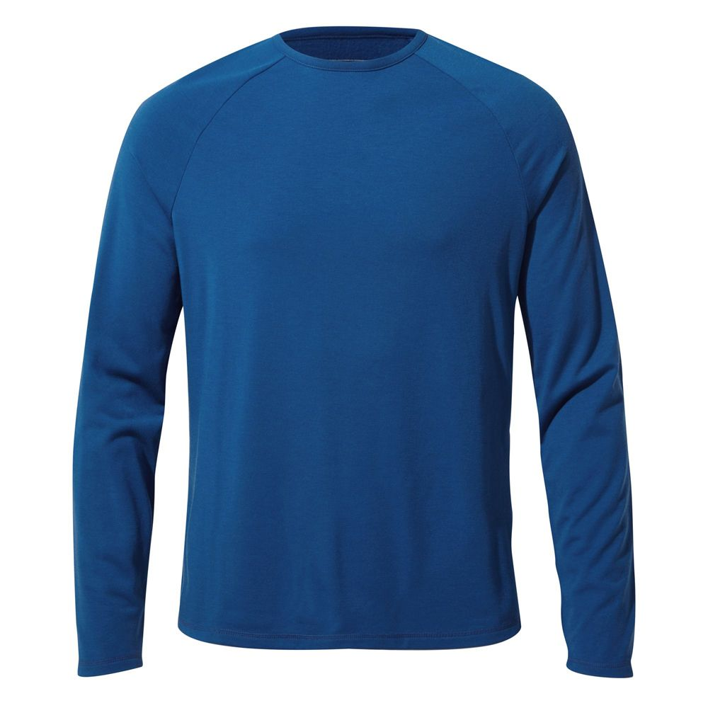 Craghoppers Mens 1st Layer Long Sleeve Base Layer Top