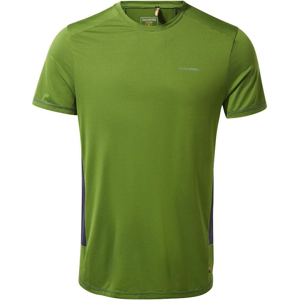 Craghoppers Mens Atmos Lightweight Short Sleeve T Shirt
