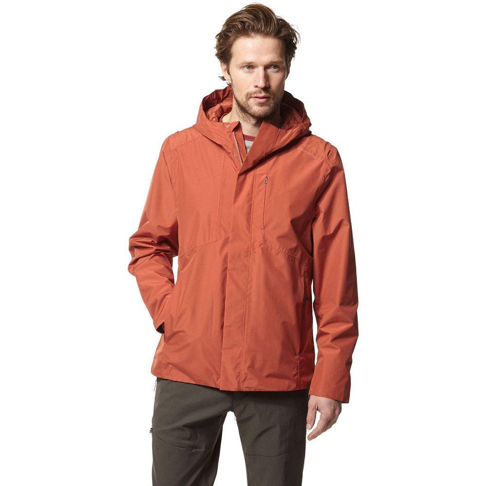 Craghoppers Mens Treviso Waterproof Packable Shell Jacket