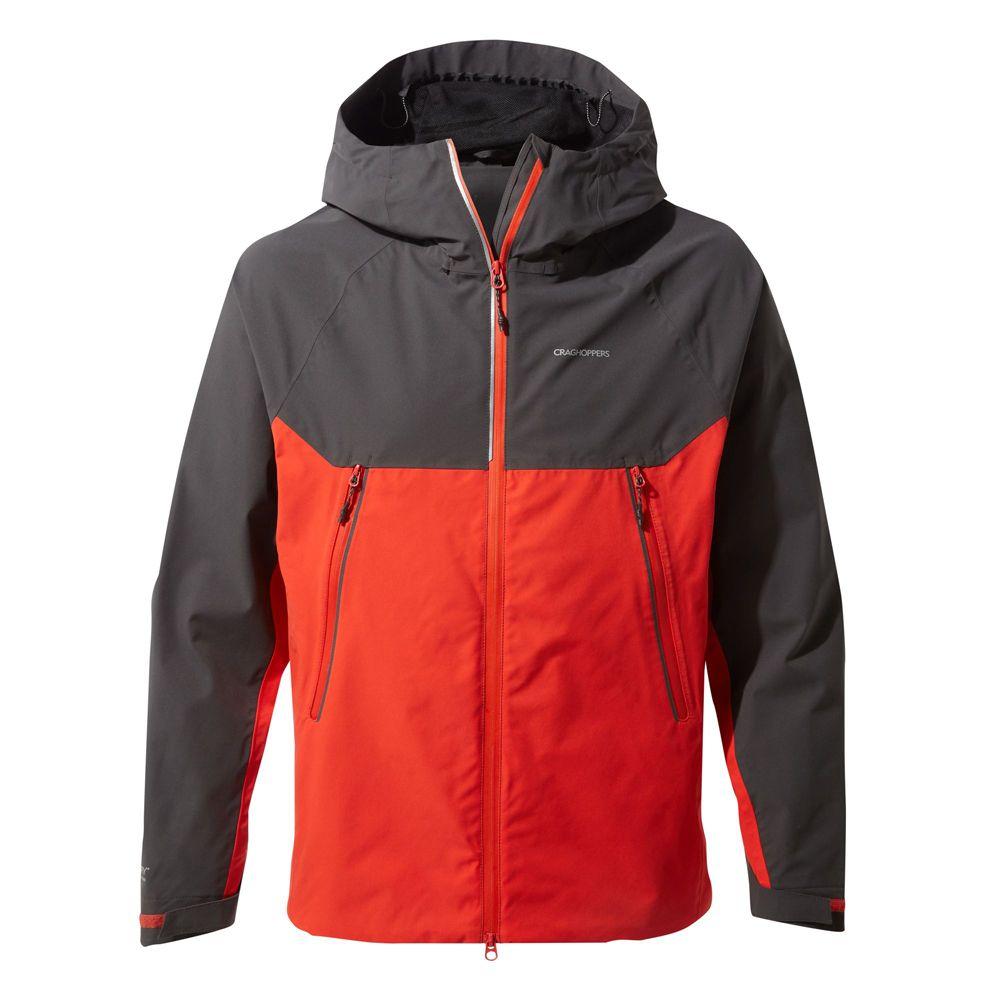 Craghoppers Mens Trelawney Wateproof Breathable Warm Jacket