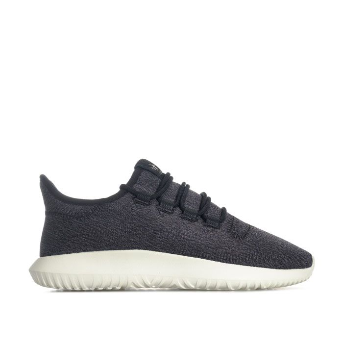 Women's adidas Originals Tubular Shadow Trainers in Black