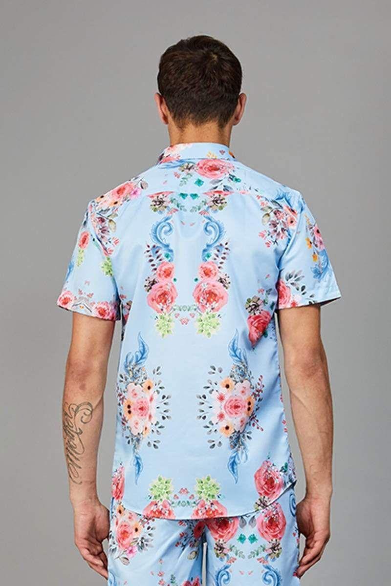 Connor Floral Print Shirt