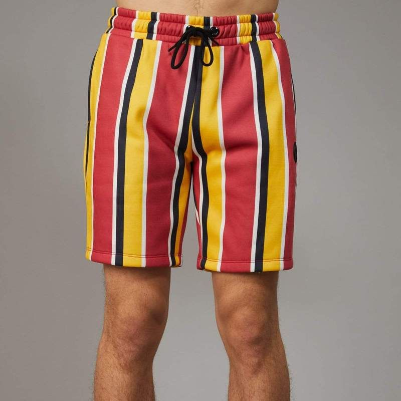 Marley Shorts in Red