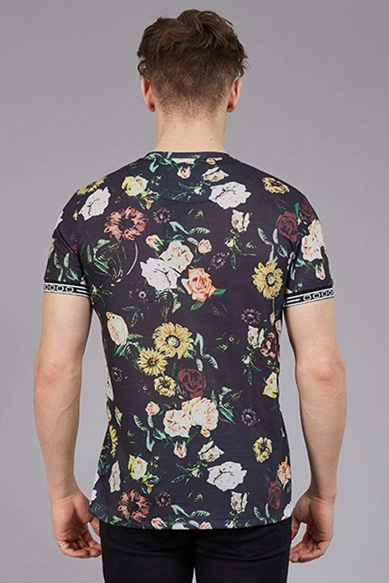 Dante Flower Print T-shirt