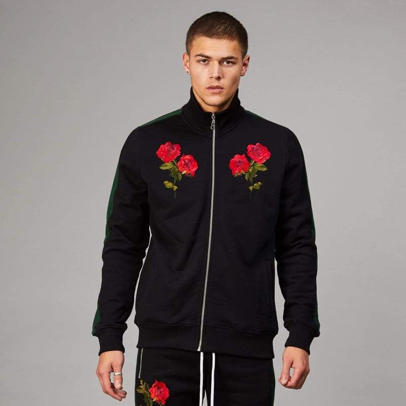 Thorn Track Top