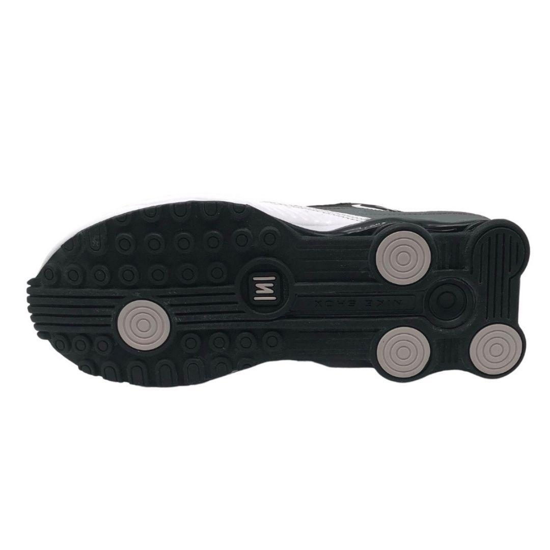 Nike Shox Enigma 9000 Womens Black White Sneakers
