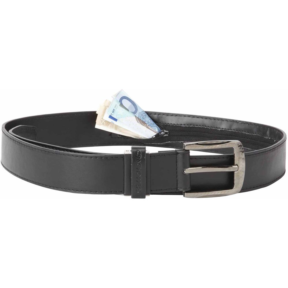 Craghoppers Mens & Womens Adjustable Leather-Look Money Belt