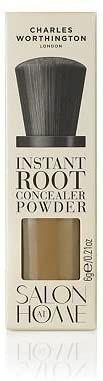 Charles Worthington Instant Root Concealer Powder 6g - Dark Blonde