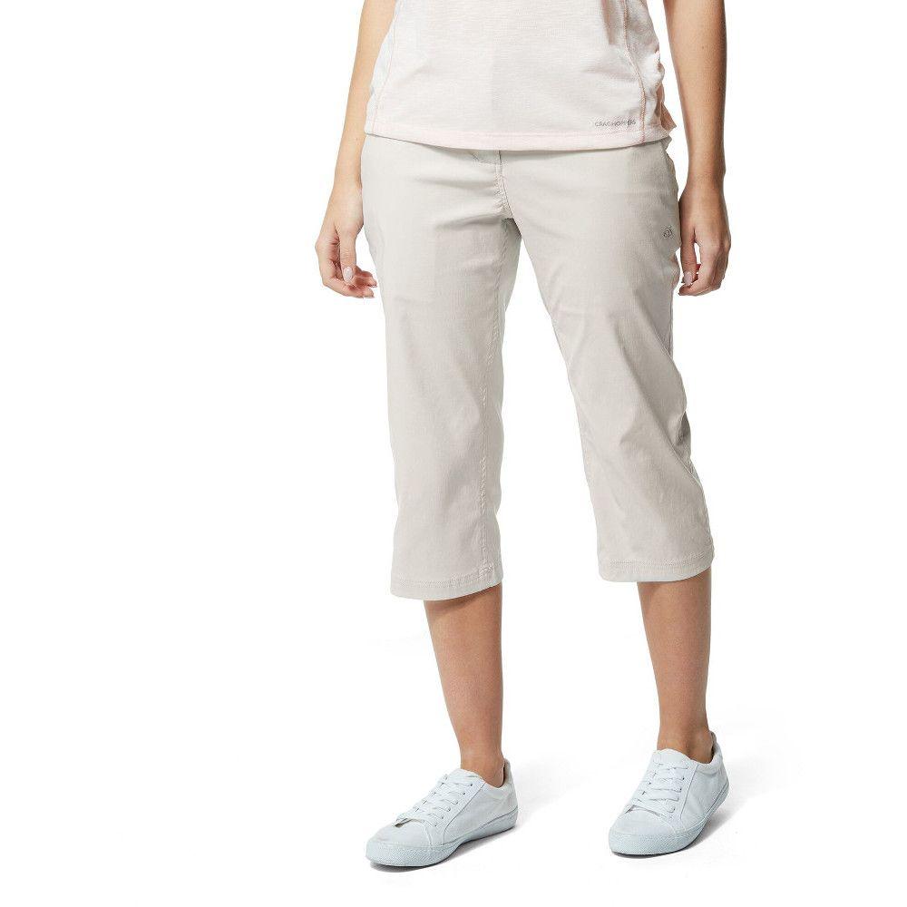 Craghoppers Womens Kiwi Pro Cropped Walking Capri Pants