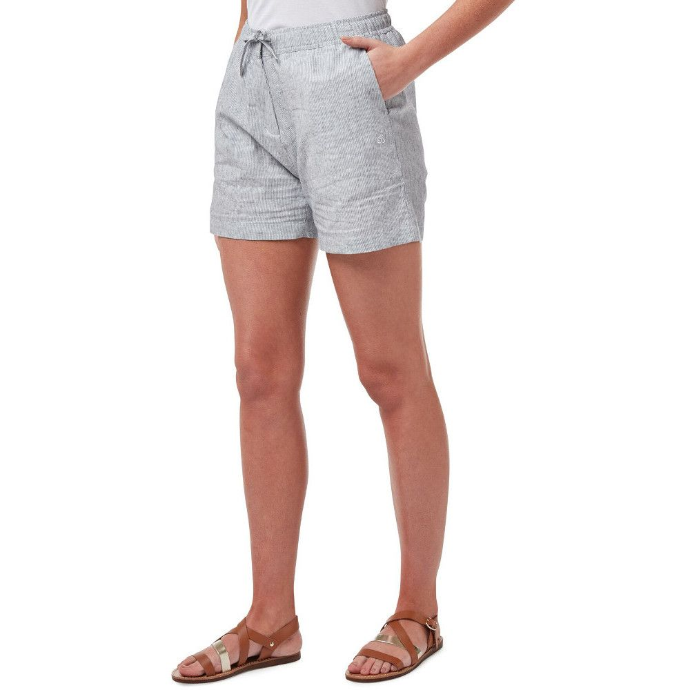 Craghoppers Womens Dana Relaxed Fit Casual Pyjama Shorts