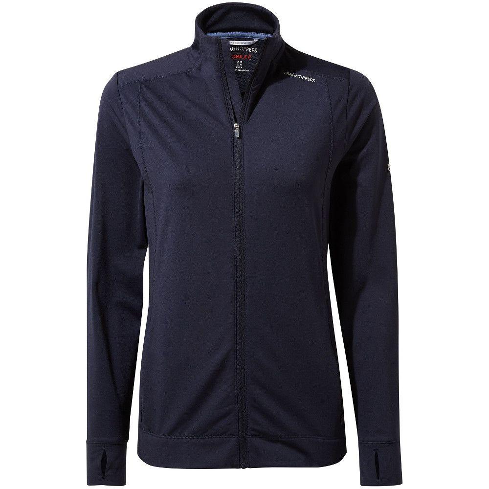 Craghoppers Womens NosiLife Florian Full Zip Fleece Jacket