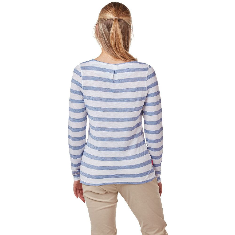 Craghoppers Womens NosiLife Erin Quick Dry Long Sleeve Top