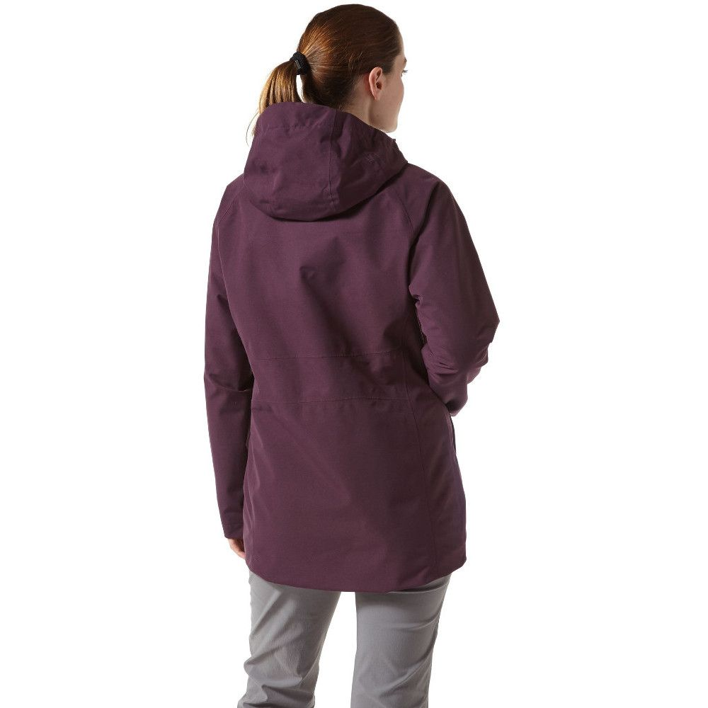 Craghoppers Womens Isobel Gore Tex Waterproof Shell Jacket