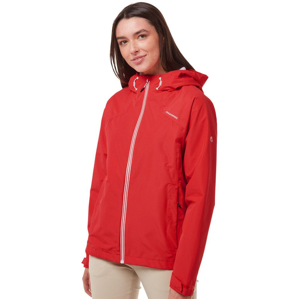 Craghoppers Womens Toscana Aqua Dry Light Waterproof Coat