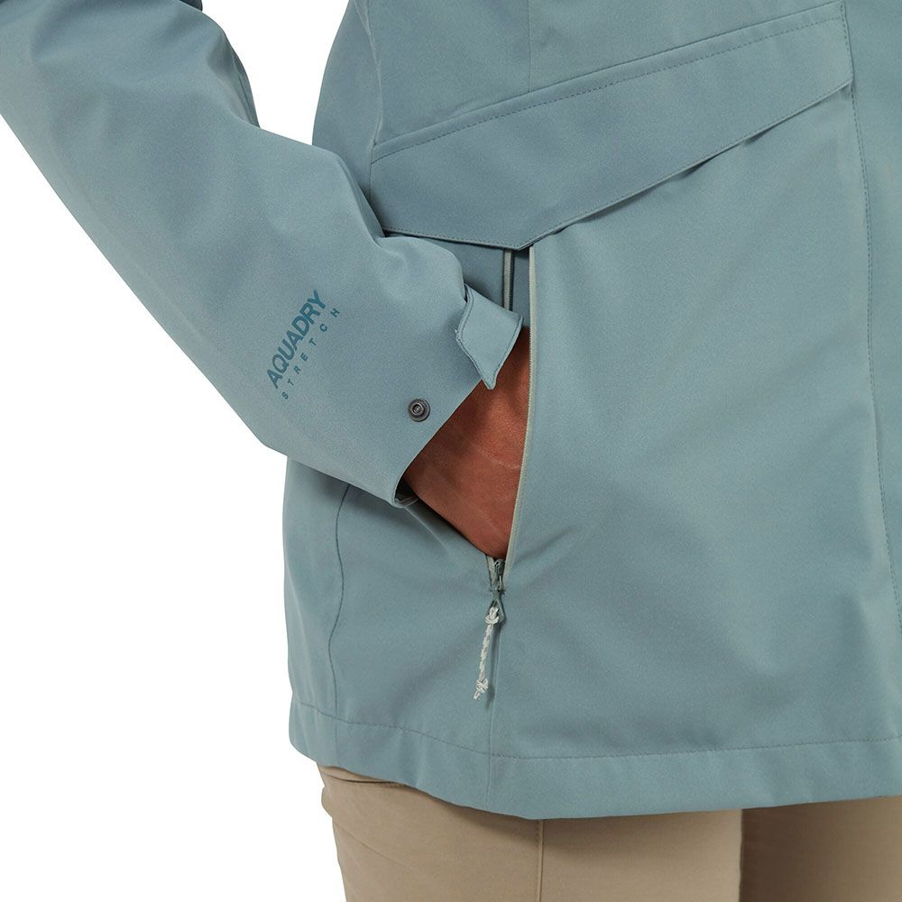 Craghoppers Womens Caldbeck Aquadry Waterproof Jacket