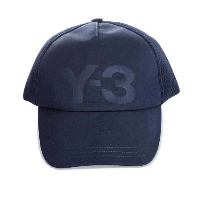 Accessories Y-3 Trucker Cap in Navy