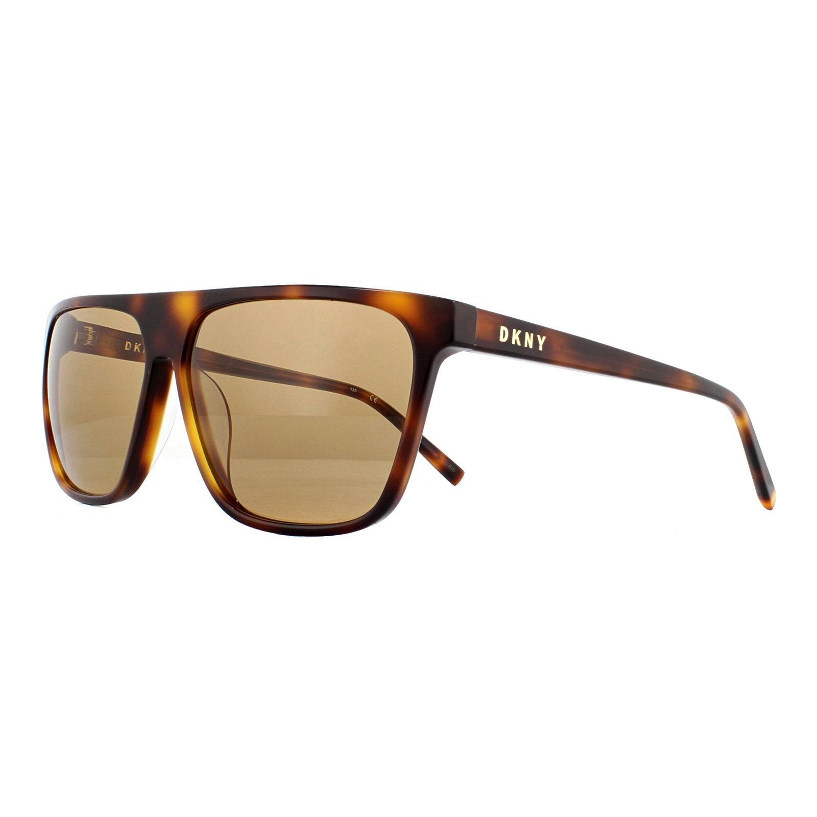DKNY Sunglasses DK503S 240 Soft Tortoise Brown