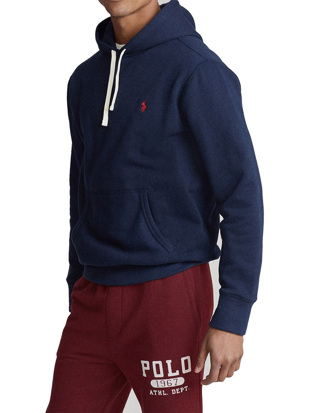 RALPH LAUREN MEN'S 710766778007 BLUE COTTON SWEATSHIRT