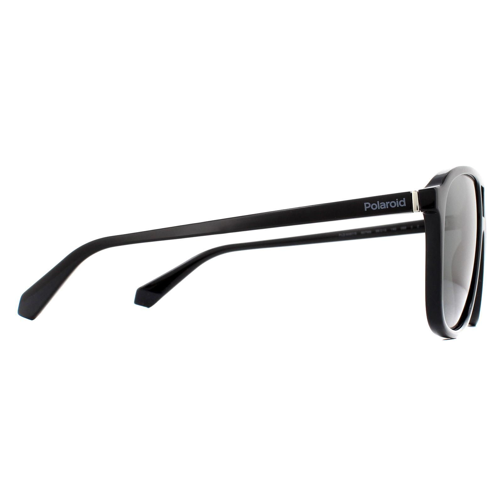 Polaroid Sunglasses PLD 6097/S 807/M9 Black Grey Polarized