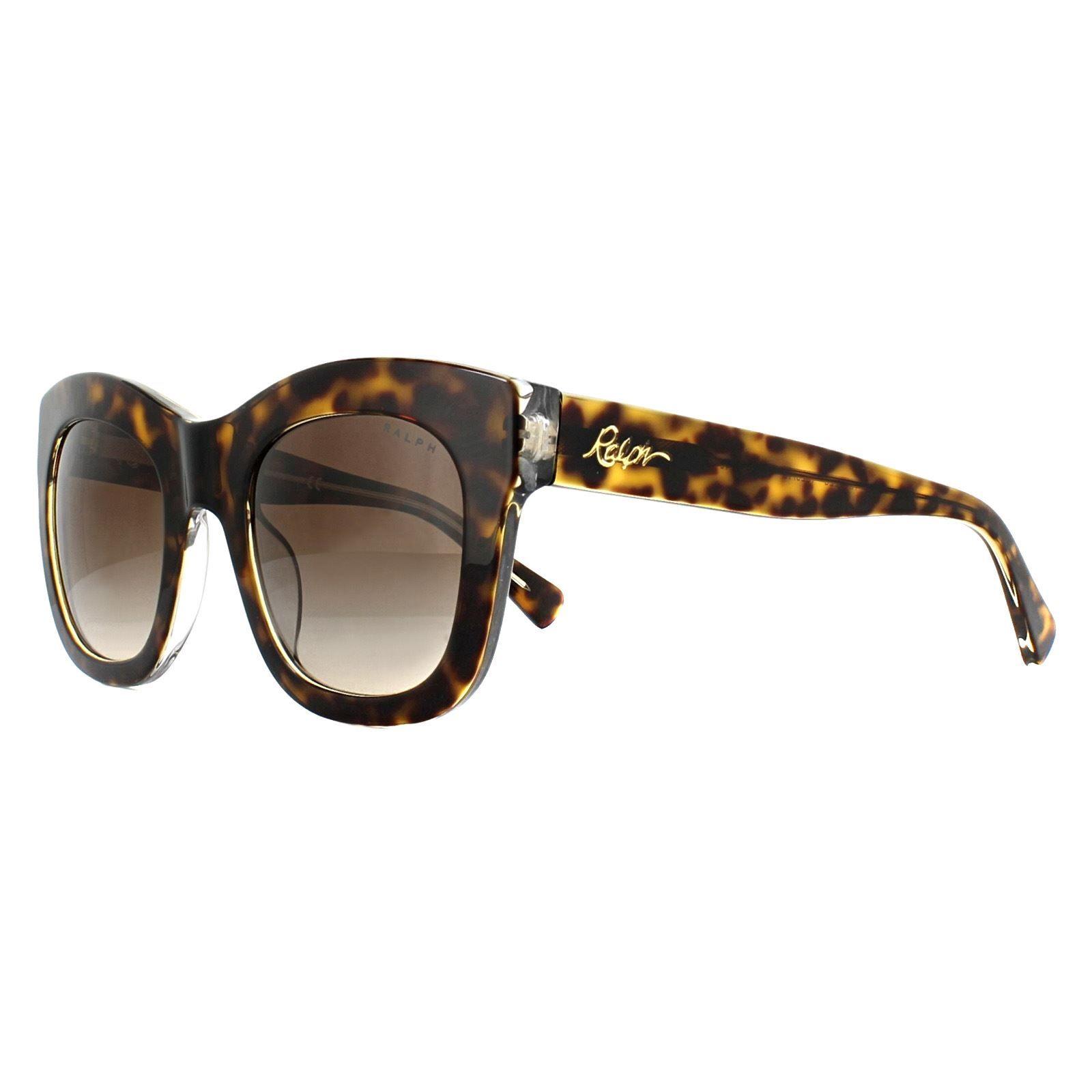 Ralph by Ralph Lauren Sunglasses RA5225 162913 Tortoise Crystal Brown Gradient