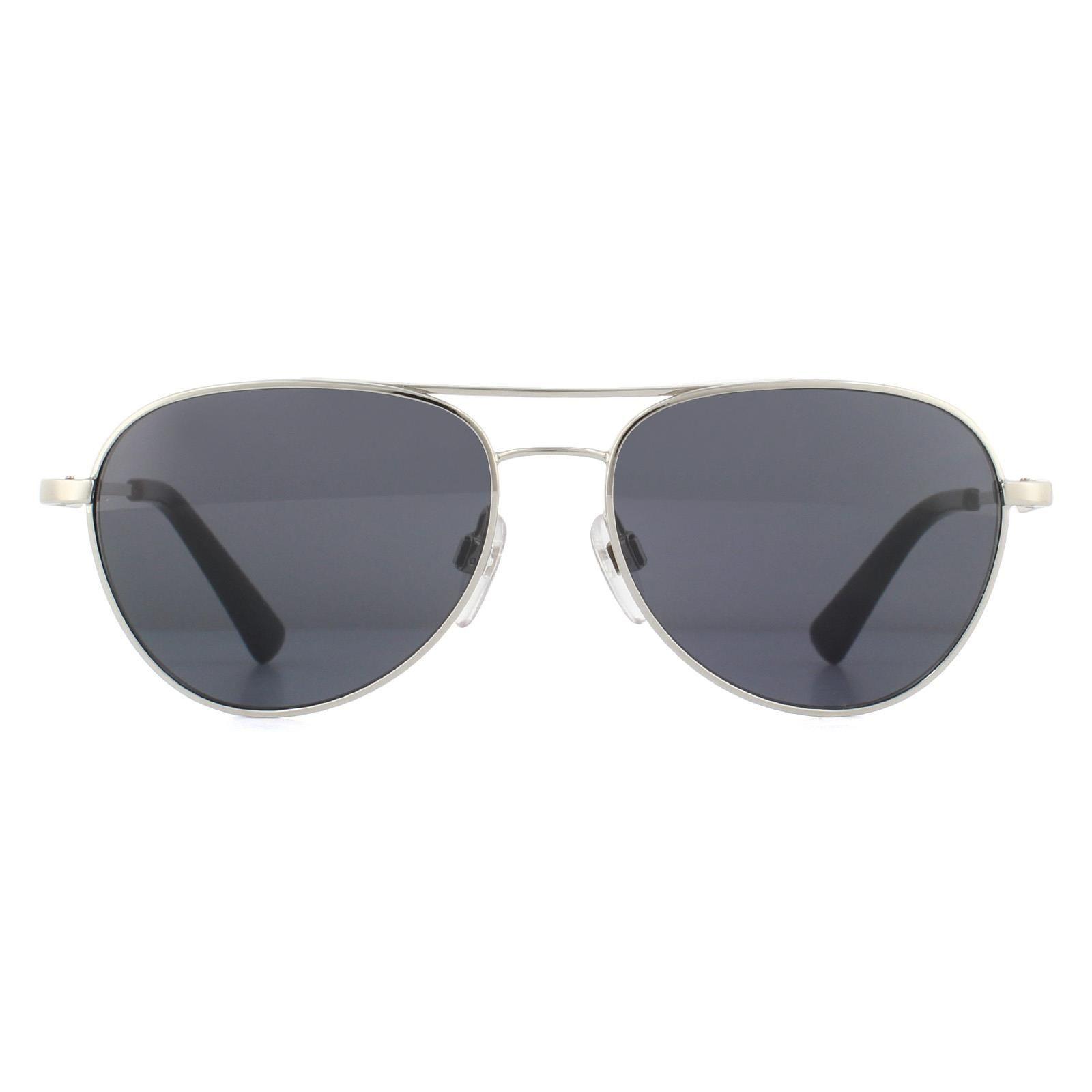 Diesel Sunglasses DL0291 16A Silver Grey