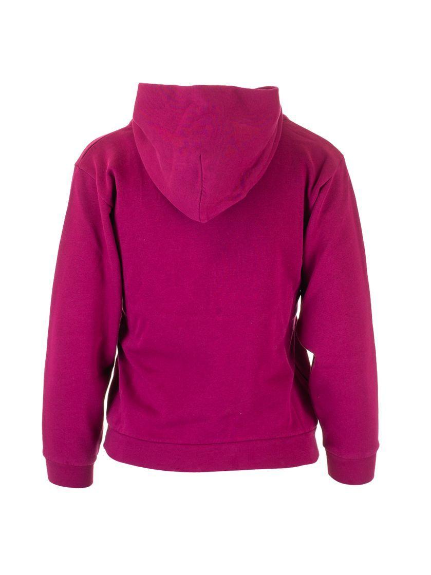 BALENCIAGA GIRLS 558143TGV545061 PURPLE COTTON SWEATSHIRT