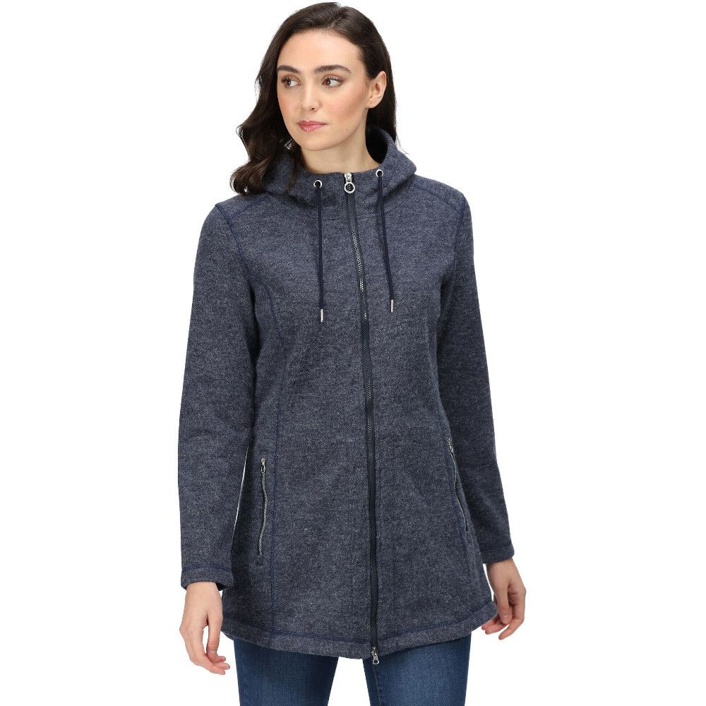 Regatta Women's Radhiyah Longline Hooded Parka Jacket
