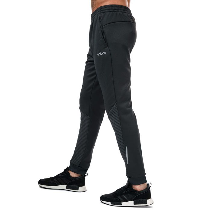 Men's adidas Gear Up Fleece Pants in Grey black