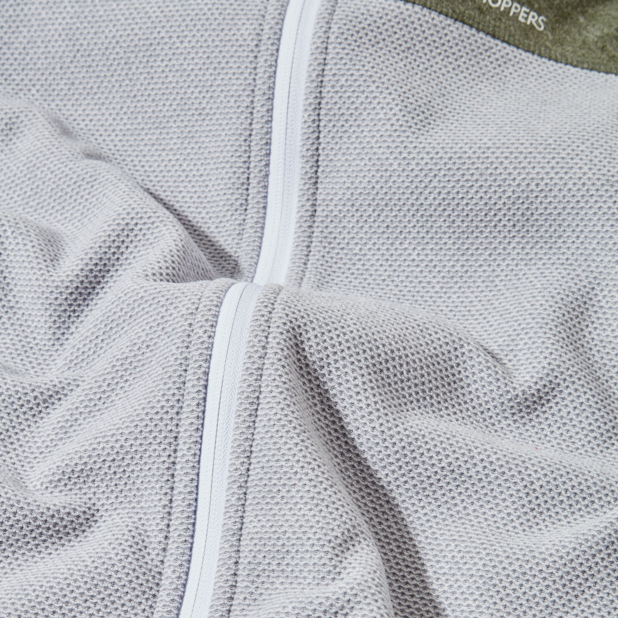 Craghoppers Mens Galway Marl Hooded Jacket (Parka Green/Cloud Grey Marl)