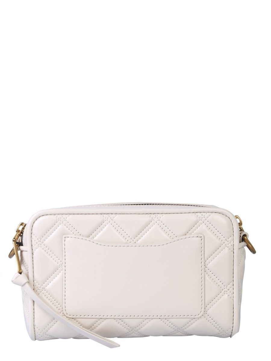 MARC JACOBS WOMEN'S M0015419111 WHITE LEATHER SHOULDER BAG